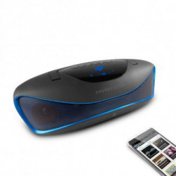 Energy Sistem Boîte de music bluetooth 396948 BZ6 MP3+FM+USB Noir Bleu