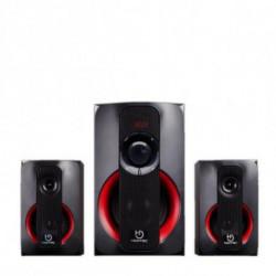 Hiditec H400 Lautsprecherset 2.1 Kanäle 80 W