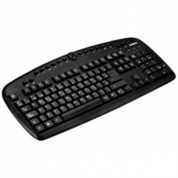 B-Move Tastiera e Mouse BM-TC01 1600 DPI Nero