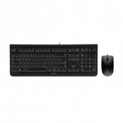 CHERRY DC 2000 teclado USB Espanhol Preto