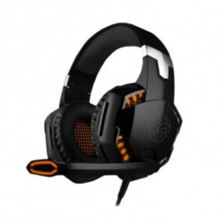 NOX Auriculares com Microfone Gaming NXKROMKYS Windows XP / Vista / 7 / 8 PS4