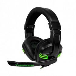 B-Move Auriculares para Videojogos BG Typhoon BG-AUD08