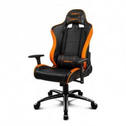DRIFT Chaise de jeu DR200BO Noir Orange