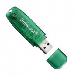 INTENSO USB stick 3502460 8 GB Green
