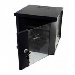 Monolyth Wall-mounted Rack Cabinet 200000 6 U 330 x 310 mm 10 Black