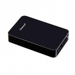 INTENSO Disque Dur Externe 6031512 3.5 4 TB USB 3.0 Noir