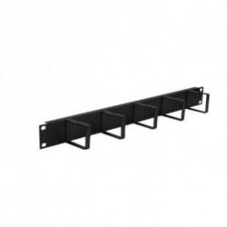 WP Wiring Guide for Rack CabinetN-ACM-101-B 1 U Black