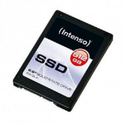 INTENSO Hard Disk 3812450 SSD 512 GB 2.5 SATA3