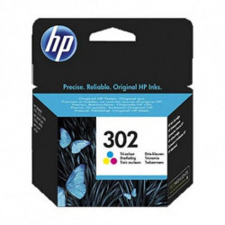 HP 302 Original Cyan,Magenta,Yellow 1 pc(s)