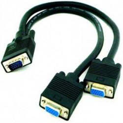 NANOCABLE S-VGA-Divisor-Kabel 10.15.2000 45 cm