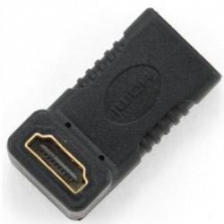 iggual PSIA-HDMI-FFL cavo di interfaccia e adattatore Nero