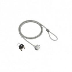 iggual IGG311400 cable antirrobo Acero inoxidable