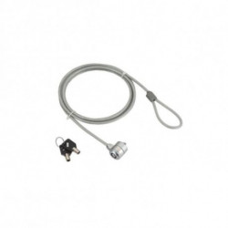iggual IGG311400 cable lock Stainless steel