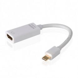 approx! Adaptador Mini Display Port a HDMI APPC12V2 Blanco
