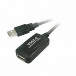 NANOCABLE Verlängerungskabel 10.01.0211 USB 5 m