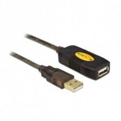 DELOCK Verlängerungskabel 82308 USB 2.0 5 m