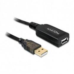 DELOCK Verlängerungskabel 82689 USB 2.0 15 m