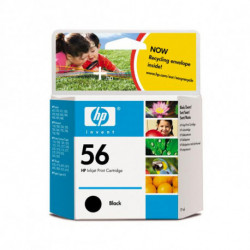 Hewlett Packard Original Ink Cartridge C6656AE Black