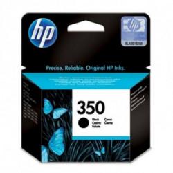 HP 350 Original Noir 1 pièce(s)