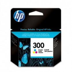 HP 300 Original Cyan, Magenta, Jaune 1 pièce(s)