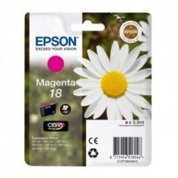 Epson Daisy Singlepack Magenta 18 Claria Home Ink
