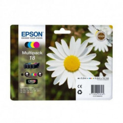 Epson Daisy Multipack 4-colours 18 Claria Home Ink
