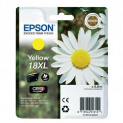 Epson Daisy Singlepack Yellow 18XL Claria Home Ink