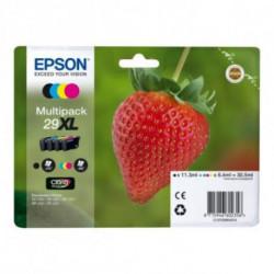 Epson Strawberry 29XL Original Black,Cyan,Magenta,Yellow Multipack