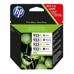 HP 932XL/933XL Original Black,Cyan,Magenta,Yellow Multipack 4 pc(s)
