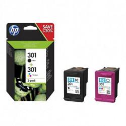 HP 301 Original Black,Cyan,Magenta,Yellow Multipack
