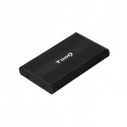 TooQ CAJA HDD 2.5 SATA A USB 2.0 NEGRA