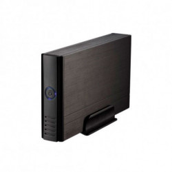 TooQ TQE-3520B contenitore di unità di archiviazione 3.5 Enclosure HDD Nero