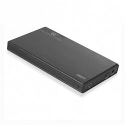Ewent EW7033 Boîtier de disques de stockage 2.5 Noir