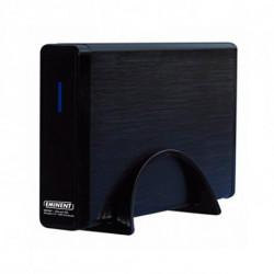 Ewent EW7047 caja para disco duro externo 3.5 Negro