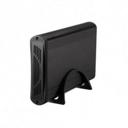 TooQ TQE-3526B contenitore di unità di archiviazione 3.5 Enclosure HDD Nero