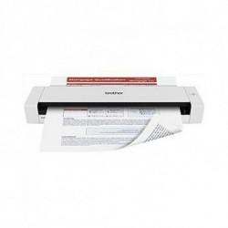 Brother DS-720D escaner 600 x 600 DPI Blanco A4