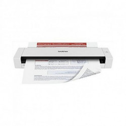 Brother DS-720D scanner 600 x 600 DPI White A4