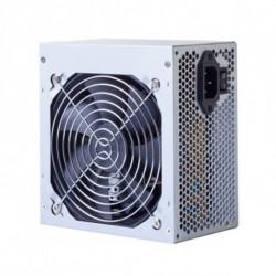 Hiditec PSX 500W unité d'alimentation d'énergie ATX Aluminium