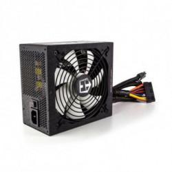 NOX Power supply NXHM650BZ ATX 650W 80 Plus Bronze Active PFC