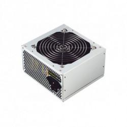 TooQ TQEP-500SSE alimentatore per computer 500 W ATX Argento