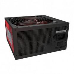 Mars Gaming MPII650 unidad de fuente de alimentación 650 W ATX Negro, Rojo