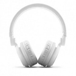 Energy Sistem Casques avec Microphone DJ2 426737 Blancs
