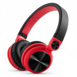 Energy Sistem Headphones DJ2 424597 Red