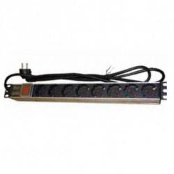 Monolyth Schuko 19 8 Way Multi-socket Adapter 3050001