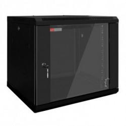 WP Armário rack muralN-RWB-20606- 20 U 600 x 600 x 1000 mm Preto