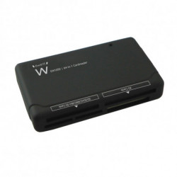 Ewent EW1050 card reader Black USB 2.0