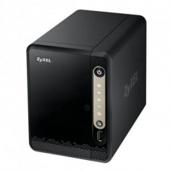 Zyxel NAS326 Ethernet LAN Mini Tower Black NAS