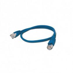 iggual IGG310526 câble de réseau 5 m Cat5e U/UTP (UTP) Bleu