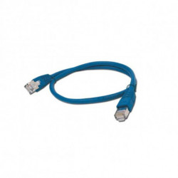 iggual IGG310526 networking cable 5 m Cat5e U/UTP (UTP) Blue