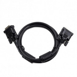 iggual 3m DVI-D câble DVI Noir
